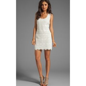 Juicy Couture | Crochet Lace Mini Dress